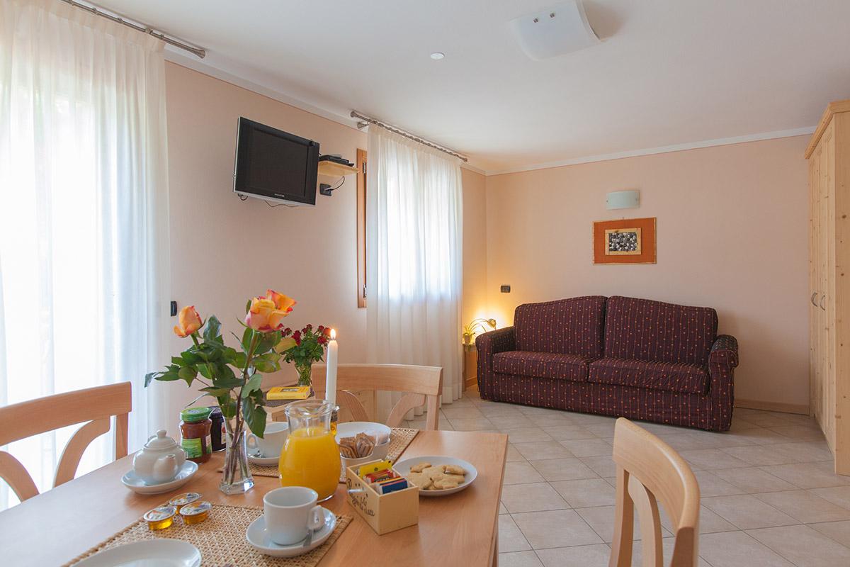 Hotel raggio di luce for Aggiunta stanza indipendente
